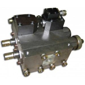 Гидрораспределитель РГС-25Г (гидроуправление)